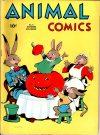 Cover For Animal Comics 5