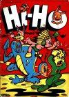Cover For Hi Ho Comics 2