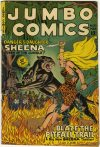 Cover For Jumbo Comics 133