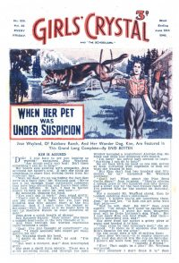 Large Thumbnail For Girls' Crystal 0556 - When Her Pet was Under Suspicion