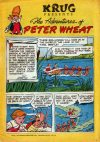 Cover For The Adventures of Peter Wheat 36