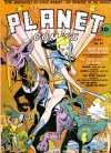 Cover For Planet Comics 21