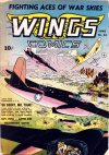Cover For Wings Comics 34