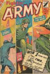 Cover For Fightin' Army 34