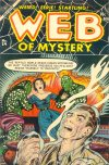 Cover For Web of Mystery 24