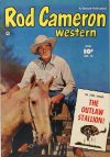 Cover For Rod Cameron Western 16
