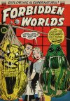 Cover For Forbidden Worlds 23