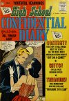 Cover For High School Confidential Diary 11