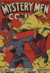 Cover For Mystery Men Comics 18