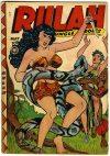 Cover For Rulah Jungle Goddess 26