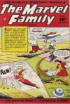 Cover For The Marvel Family 66