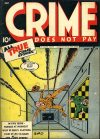 Cover For Crime Does Not Pay 34