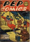 Cover For Pep Comics 19