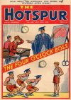 Cover For The Hotspur 664