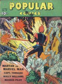 Large Thumbnail For Popular Comics #52