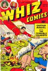Cover For Whiz Comics 141