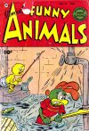 Cover For Fawcett's Funny Animals 73
