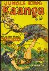 Cover For Kaänga Comics 7