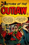 Cover For Return of the Outlaw 3
