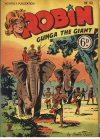 Cover For Robin 52 Gunga The Giant