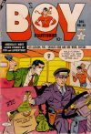 Cover For Boy Comics 84