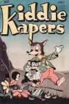 Cover For Kiddie Kapers 1