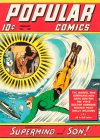 Cover For Popular Comics 60