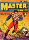 Cover For Master Comics 16