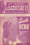 Cover For L'Agent IXE 13 v2 79 La nouvelle recrue