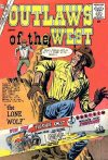 Cover For Outlaws of the West 29