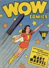 Cover For Mary Marvel Archive Vol 2