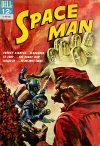 Cover For Space Man 4