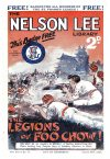Cover For Nelson Lee Library s2 17 - The Legions of Foo Chow