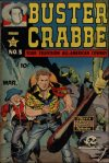 Cover For Buster Crabbe 3