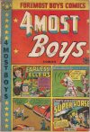 Cover For 4Most Boys Comics 37