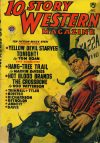 Cover For 10 Story Western Magazine v41 1