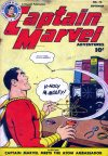 Cover For Captain Marvel Adventures 76