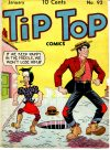 Cover For Tip Top Comics 92