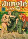 Cover For Jungle Comics 4
