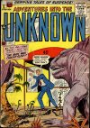Cover For Adventures into the Unknown 90