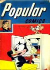 Cover For Popular Comics 138