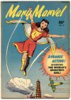 Cover For Mary Marvel 9