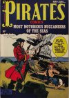 Cover For Pirates Comics 2