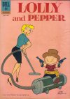 Cover For Lolly And Pepper
