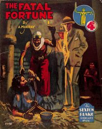 Large Thumbnail For Sexton Blake Library S2 656 - The Fatal Fortune