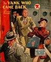 Cover For Sexton Blake Library S3 134 The Yank Who Came Back