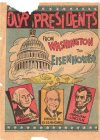 Cover For Our Presidents from Washington to Eisenhower