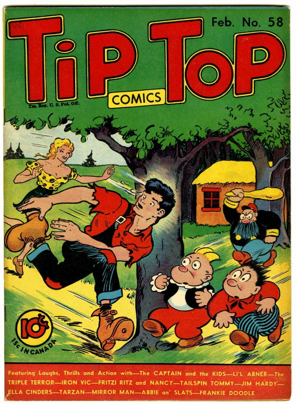 Comic Book Cover For Tip Top Comics v5 10 (58)