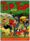 Cover For Tip Top Comics 58