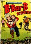 Cover For Bobby Benson's B Bar B Riders 20